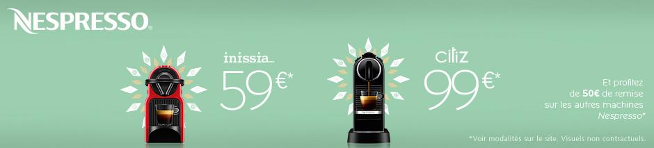 Conditions Offres Nespresso