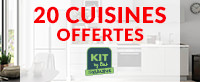 20 cuisines KIT BY BUT OFFERTES