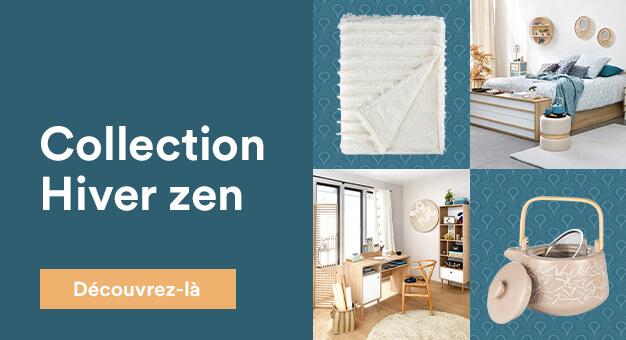 Nouvelle Collection - Hiver Zen