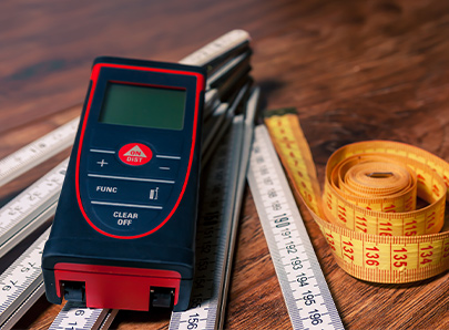 Appareil de mesure - Traçage
