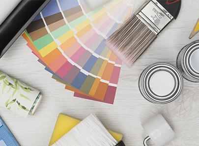 Peinture - Papier peint