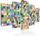 Tableau Colors Factory 200 X 100 Cm