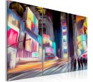 Tableau New Yorkers 120 X 80 Cm