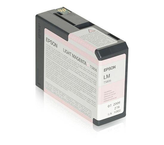 Cartouches D'encre Encre Pigment Magenta Clair Sp 3800 (80ml)
