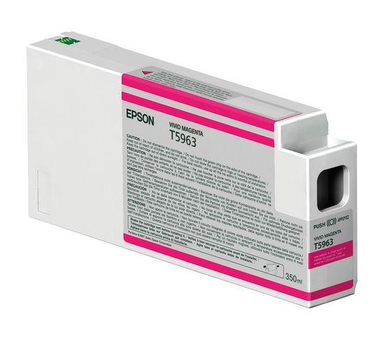 Cartouches D'encre Encre Pigment Vivid Magenta Sp 7700/9700/7900/9900/7890/9890 (350ml)