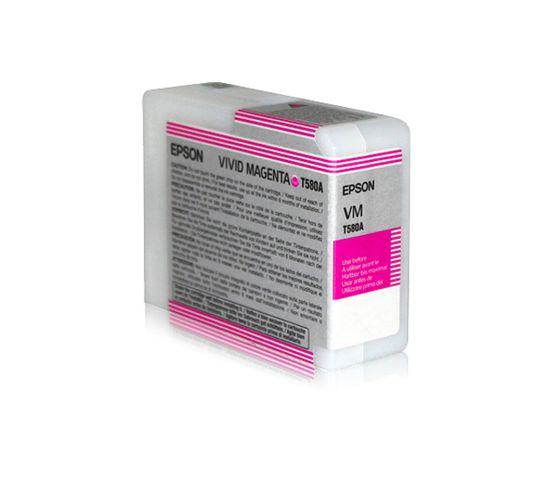 Cartouches D'encre Encre Pigment Vivid Magenta Sp3880 (80ml)