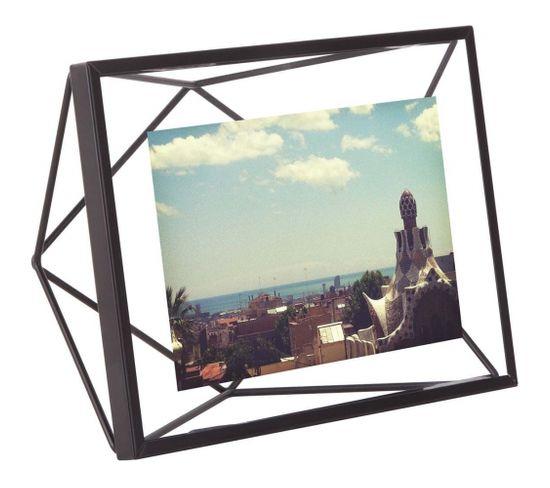 Cadre Photo Fil En Métal 10 X 15 Cm Noir