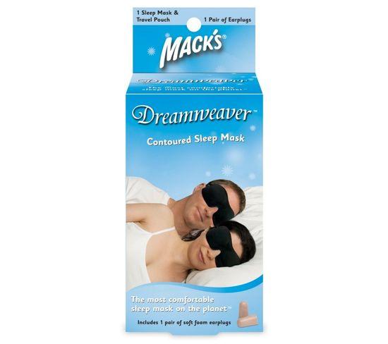 Masque Et Bouchons Pour Le Sommeil Mack's