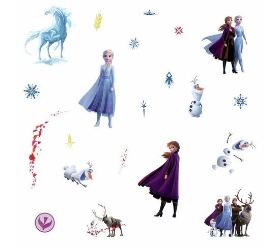 Stickers Mural La Reine Des Neiges 2 Disney Frozen