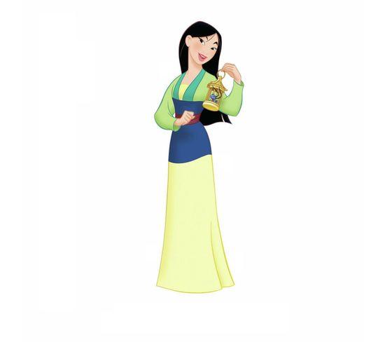 Sticker Géant Repositionnable Mulan Disney