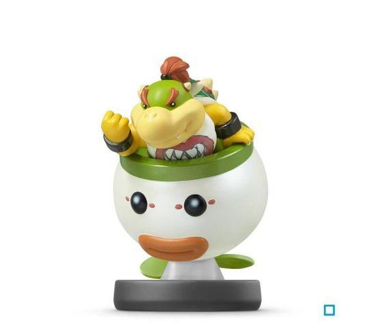 Figurine Amiibo Bowser Junior Super Smash Bros N°43