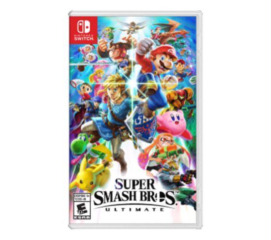Jeu Vidéo Nintendo Switch Super Smash Bros. Ultimate, Switch