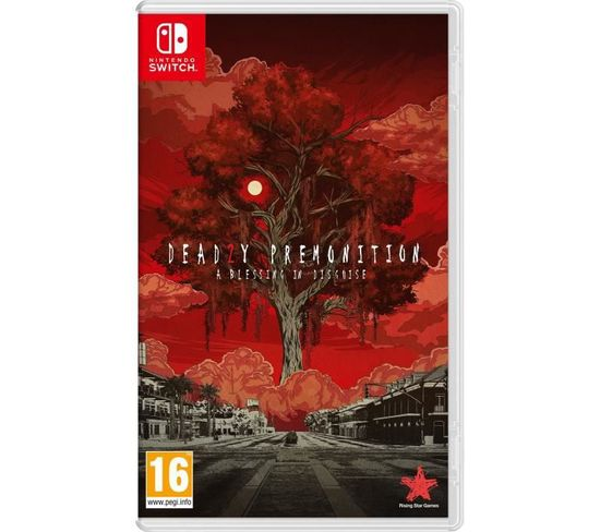 Jeu Nintendo Switch Deadly Premonition 2 : A Blessing In Disguise