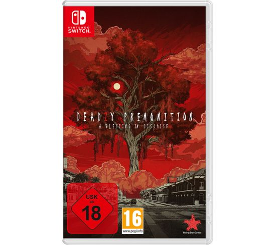 Jeu Vidéo Nintendo Switch Deadly Premonition 2: A Blessing In Disguise