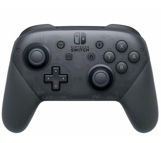 Switch Pro Controller Manette De Jeu Switch,pc Analogique/numérique Bluetooth Noir