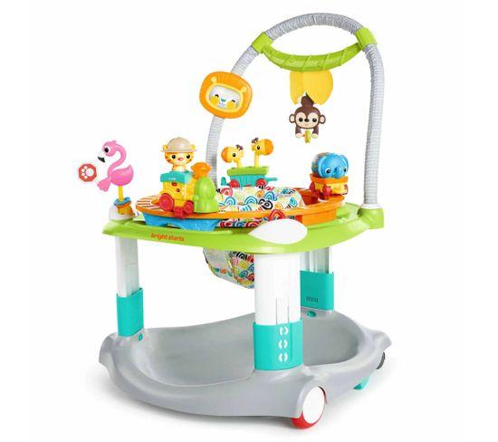 Base D'activités Pour Bébés Ready To Roll