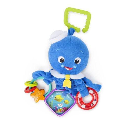 Poulpe Neptune Interactif Activity Arms Octopus Bleu