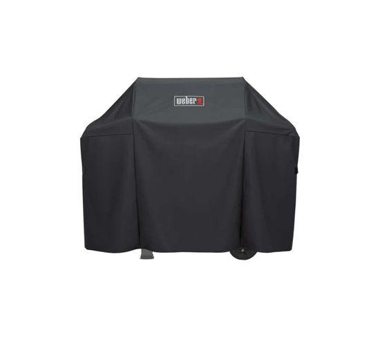 Housse Weber Premium Pour Barbecues Spirit Ii 300 et Spirit 200 Avec Commandes Latérales