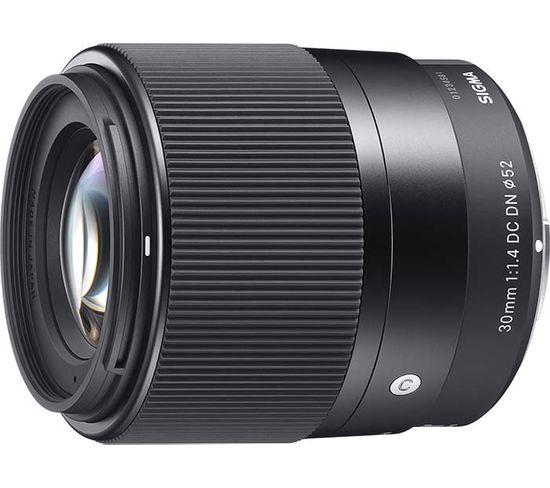 Optique-fixe-et-zoom 30/1.4 Dc Dn C Micro 4/3