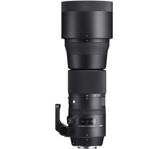 Zoom 150-600 Canon