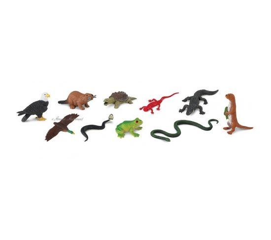 Figurines Animaux De Rivière