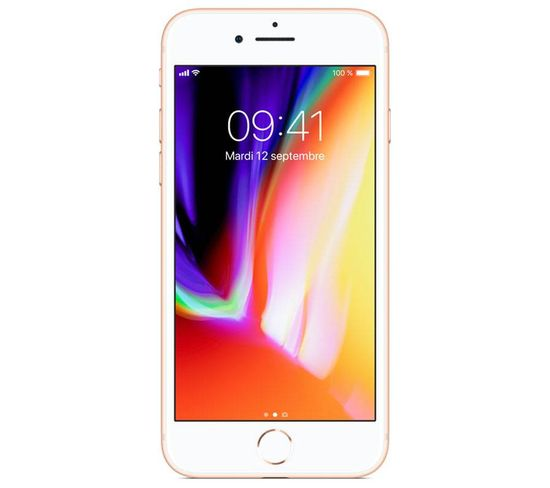 Smartphone iPhone 8 - 64 Go - Or