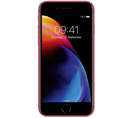 Smartphone Iphone 8 - 64 Go - Rouge