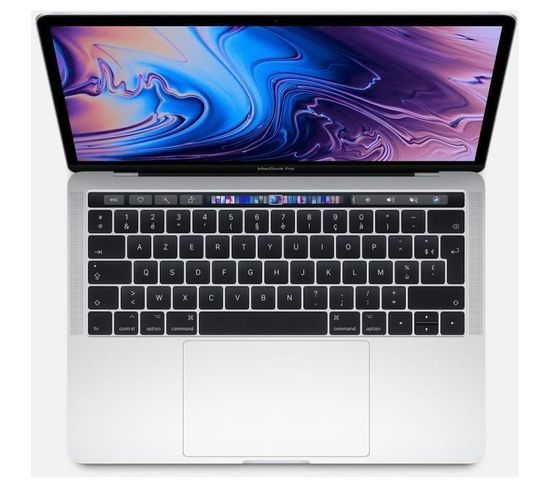Macbook Pro 13'' Core I5 8go 256go Ssd Retina Touchbar (mv992fn/a) Argent