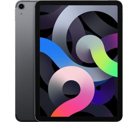 """Apple iPad Air 10.9"""" 256 Go Gris"""