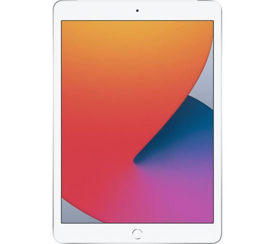"""Tablette iPad 10.2"""" 128 Go Argent"""