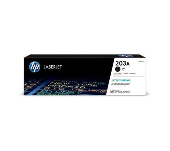 203a Toner Laserjet Noir Authentique Cf540a Pour  Color Laserjet Pro M254/m280/m281