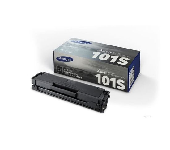 Cartouche De Toner Noir Samsung Mlt-d101s (su696a)