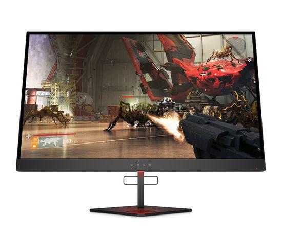 "Ecran PC Omen X 27 27"" Quad Hd 1 Ms Noir"