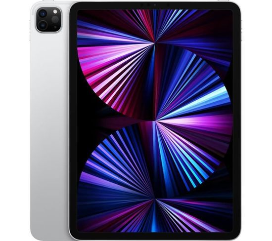 """iPad Pro 2021 11"""" Wifi 512go Argent"""