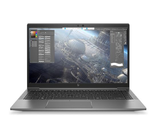 """PC Portable Zbook Firefly 14 G7 14"""" I7 16 Go Argent 512 Go"""
