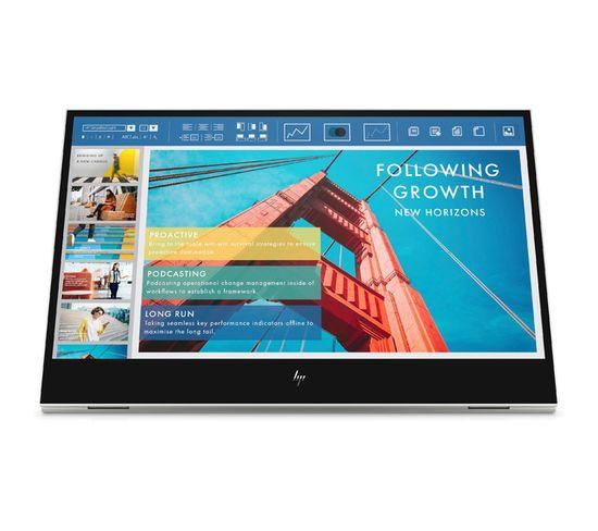 """Écran PC E-series E14 G4 14"""" LED Full Hd 5 Ms Blanc"""