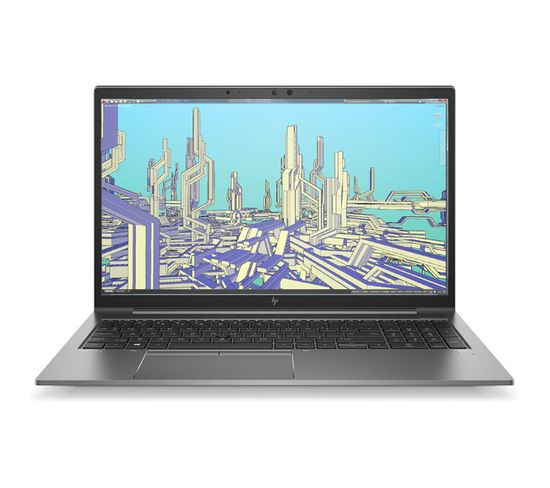 "PC Portable Zbook Firefly 15.6 G8 15.6"" I7 8 Go Gris 256 Go"