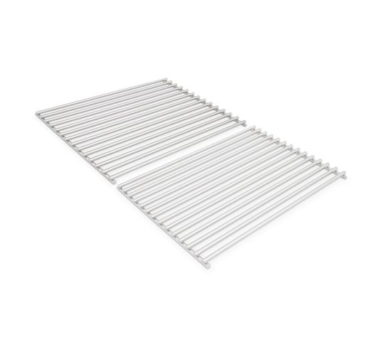 Grille Inox (x2) Broil King Pour Barbecue Royal