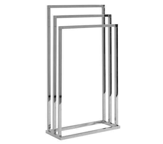 Porte-serviettes DANDY Chrome