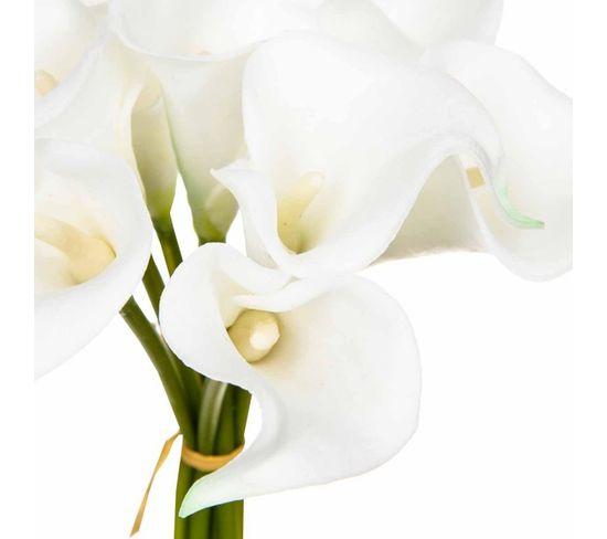 Bouquet Arum PARFUM GLAMOUR Blanc