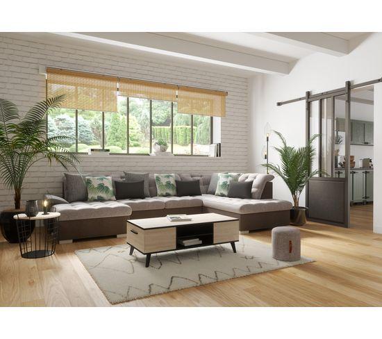 Palmier artificiel H. 170 cm  Vert