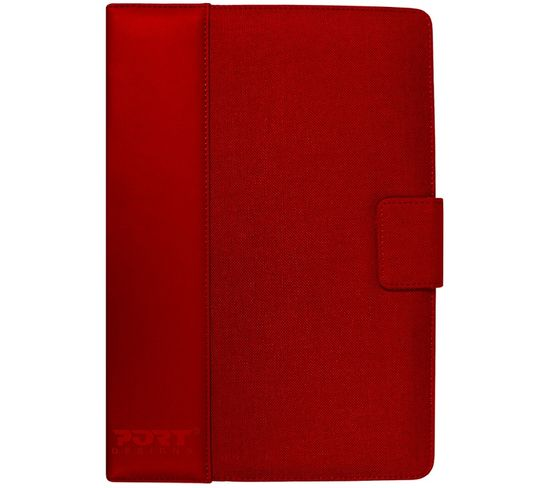 Etui tablette 7'' PORT DESIGN Phoenix rouge