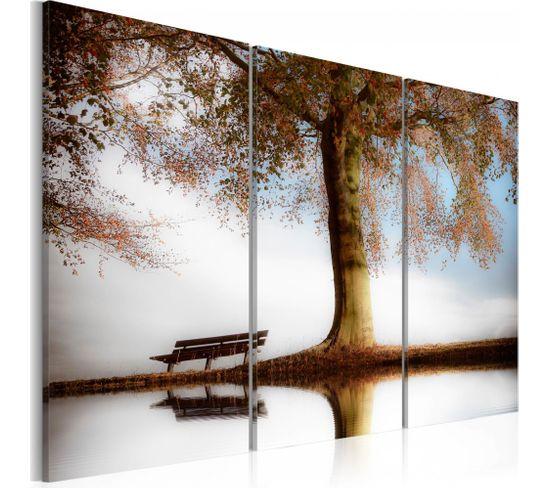 Tableau Poetic Landscape 60 X 40 Cm