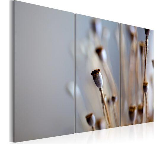 Tableau Fleurs Sauvages En Automne 120 X 80 Cm