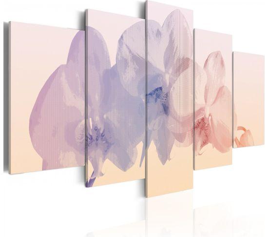 Tableau Beaute Fragile 100 X 50 Cm