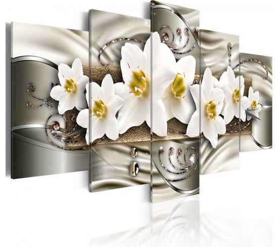 Tableau Narcissi 100 X 50 Cm