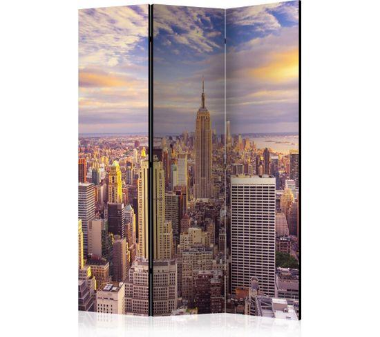 Paravent 3 Volets New York Morning