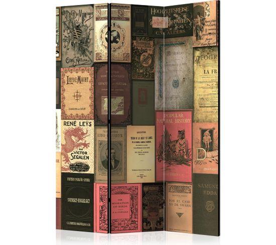 Paravent 3 Volets Books Of Paradise