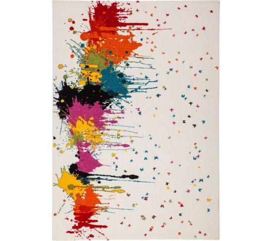 Tapis Tissé Guayama 241 Multicolore 160 X 230 Cm