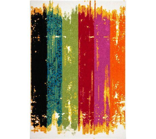 Tapis Tissé Guayama 242 Multicolore 80 X 150 Cm